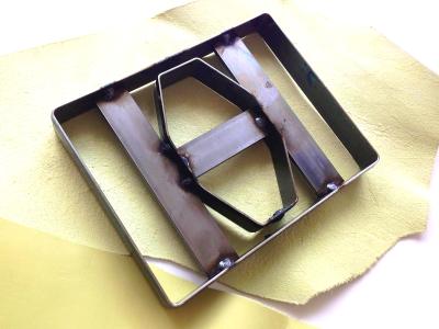 名刺ケース刃型